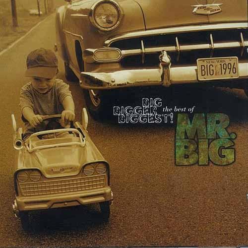 MR.BIG / To Be With You(歌ってみた)